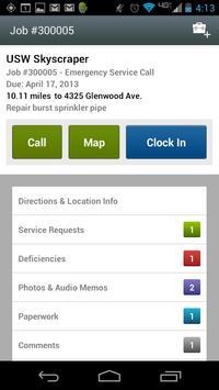 ServiceVision apk screenshot