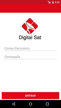 Digital Sat poster