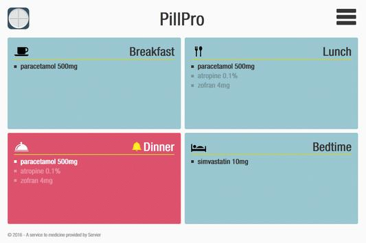 Pill Pro apk screenshot