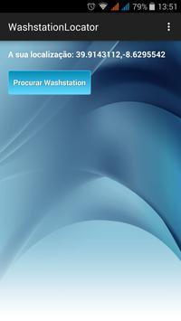 Washstation Locator screenshot 1