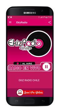 Ekiz Radio Chile apk screenshot