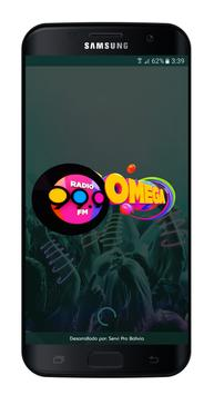 Radio Omega 99.9 FM poster