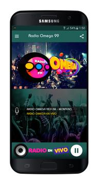 Radio Omega 99.9 FM screenshot 1