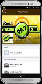 Radio Estación Atico - Perú apk screenshot