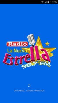 Radio La Nueva Estrella poster