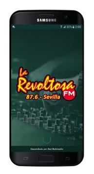 Revoltosa FM poster