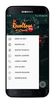 Revoltosa FM screenshot 2