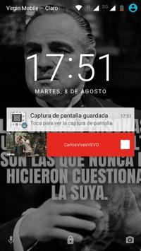 Lock Screen Tube Player apk screenshot