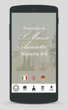 Parrocchia di Manerba poster
