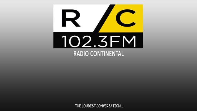 Radio Continental 102.3FM ảnh chụp màn hình 6