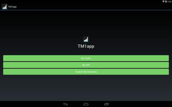 TM1app screenshot 8