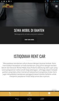 Sewa Mobil Banten screenshot 2