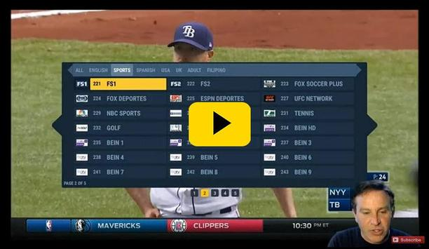 SET TV Android Mobile Tablet V screenshot 1