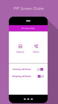 PIP Screen Dialer apk screenshot
