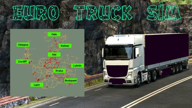 Euro Truck Sim16 apk screenshot