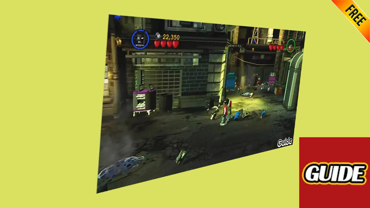 lego batman free download for android apk