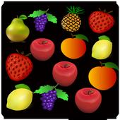 میوه های سه تایی icon