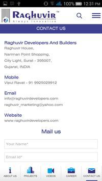 Raghuvir Developers & Builders screenshot 4