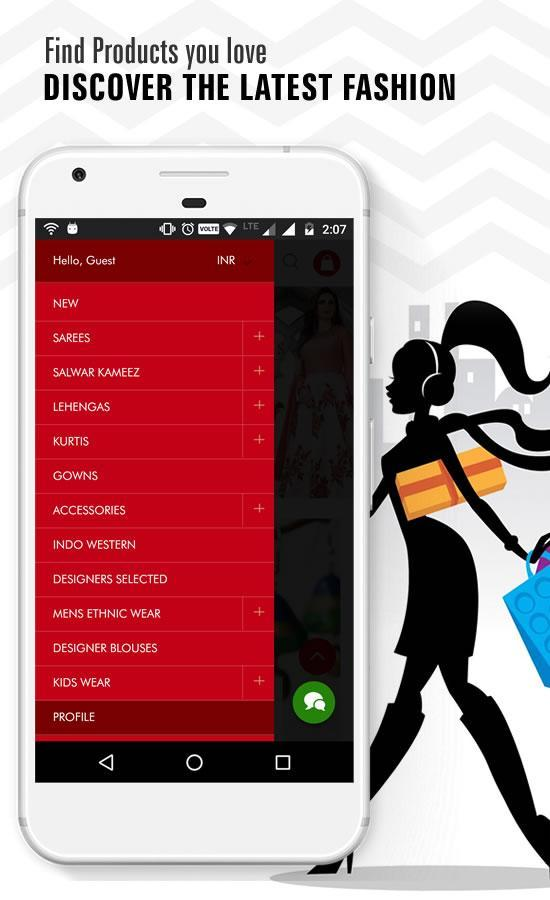 Kalaniketan Com Indian Clothing Online Shopping For Android Apk Download