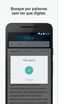Dicionário de Português Dicio - Online e Offline screenshot 3