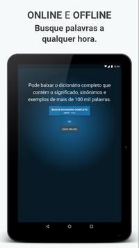 Dicionário de Português Dicio - Online e Offline screenshot 11
