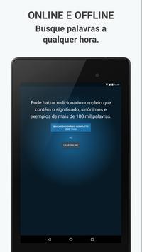 Dicionário de Português Dicio - Online e Offline screenshot 17