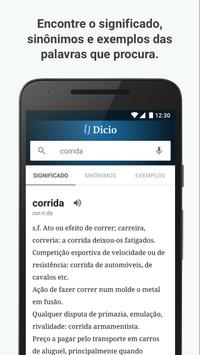 Dicionário de Português Dicio - Online e Offline screenshot 1