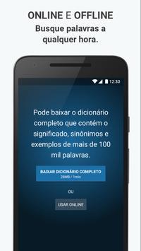 Dicionário de Português Dicio - Online e Offline screenshot 5