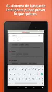 Diccionario Sinónimos Offline screenshot 14