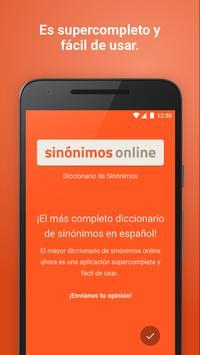 Diccionario Sinónimos Offline screenshot 5
