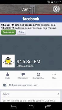 94 Sol FM screenshot 2