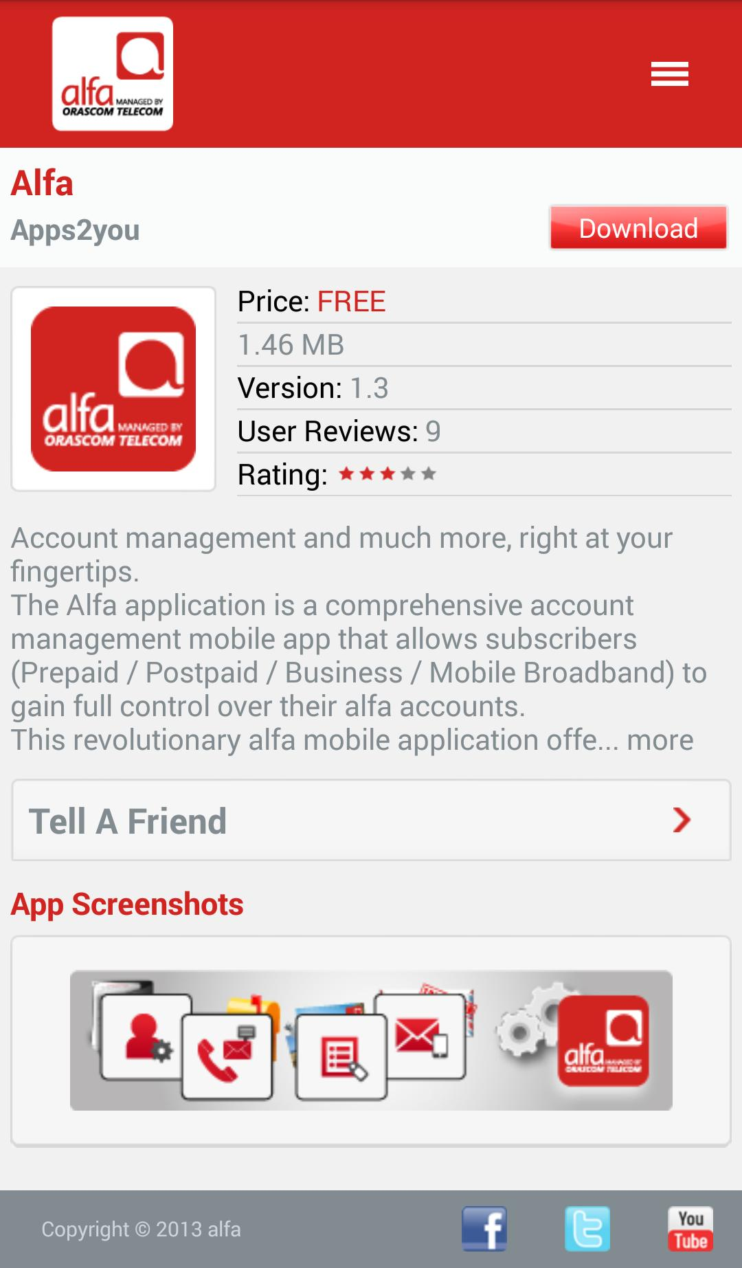 Alfa App Store for Android - APK Download