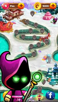 Candy Ninjas apk screenshot