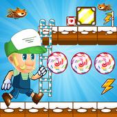 Jungle Adventure Candy World icon