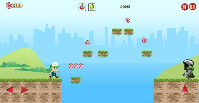 Jungle Adventure Candy World apk screenshot