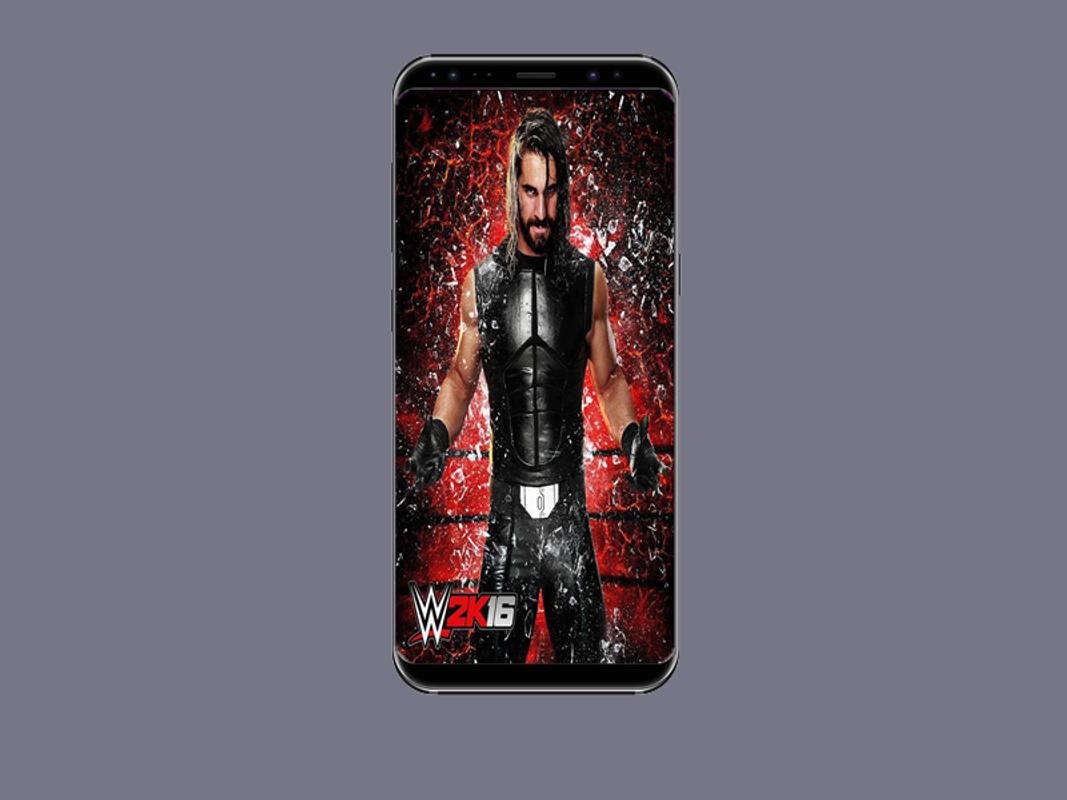 Seth Rollins Wallpapers Wwe Hd Pour Android Téléchargez Lapk