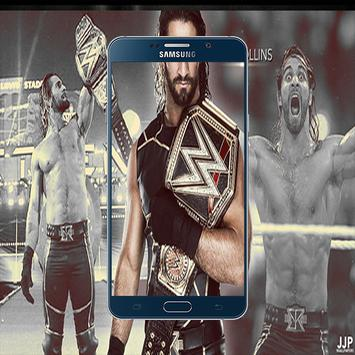Seth Rollins Wallpapers 4k For Android Apk Download