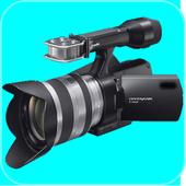 HD Camera DSLR icon