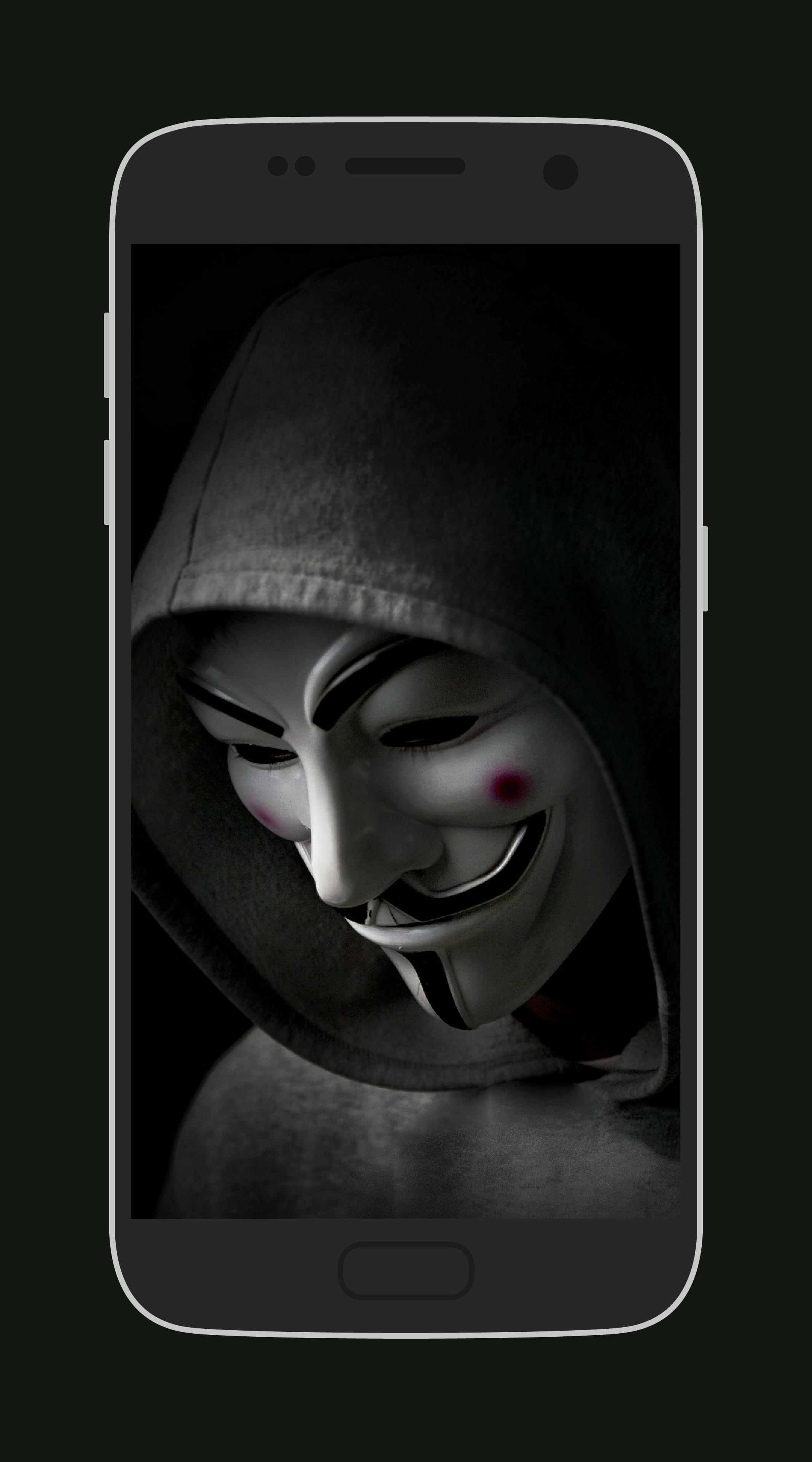 Anonymous Hacker Wallpaper Hd For Android Apk Download