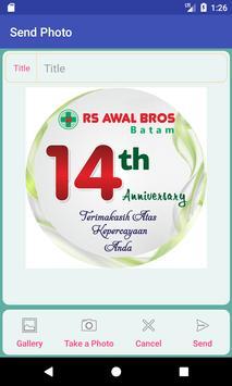 Kotak Surat RS Awal Bros Batam screenshot 2