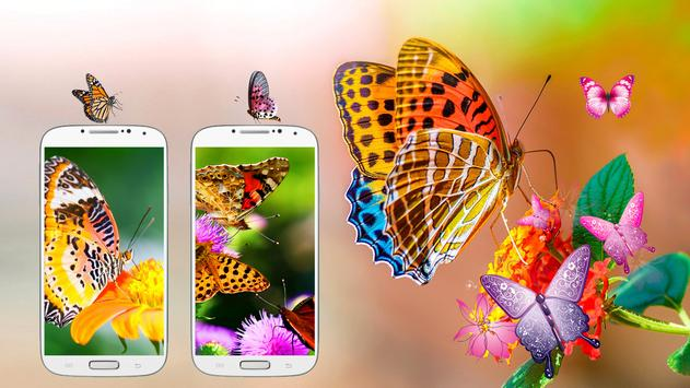 Butterfly Wallpapers HD screenshot 1
