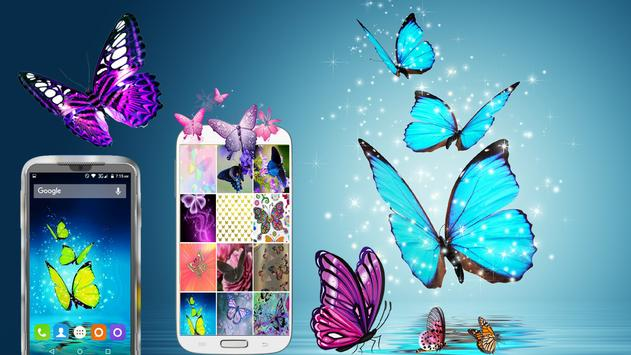 Butterfly Wallpapers HD screenshot 2