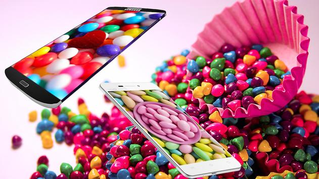 Candy Wallpaper HD screenshot 2