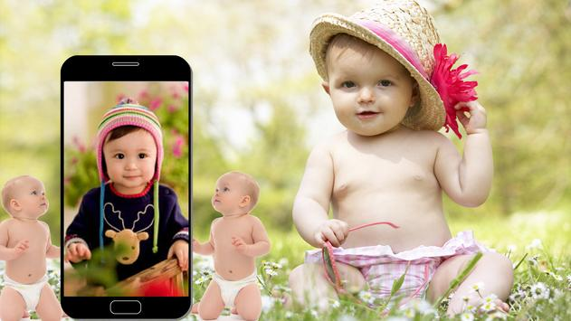Cute Baby Wallpapers apk screenshot