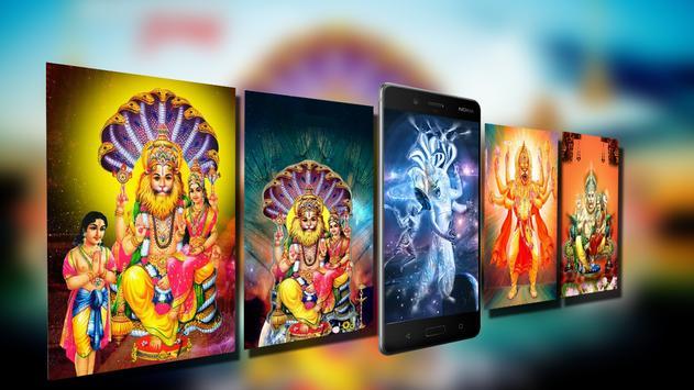 Lakshmi Narasimha Swamy Wallpapers HD poster