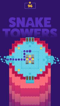 Snake Towers poster