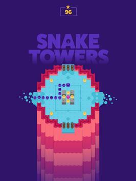 Snake Towers apk screenshot