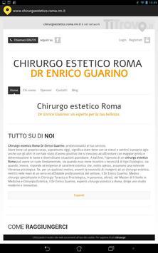 Chirurgo estetico Roma (RM) poster