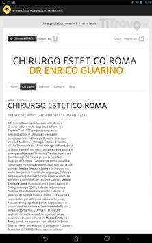 Chirurgo estetico Roma (RM) apk screenshot