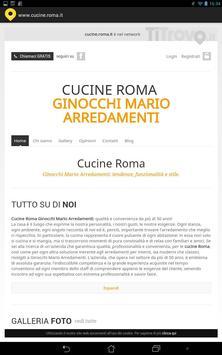 Cucine Roma poster